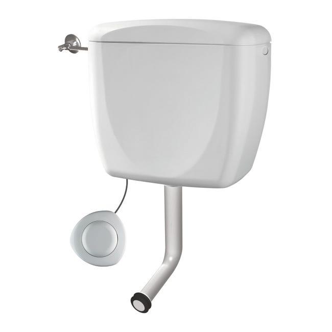 Cassetta wc SIAMP Rondo idropneumatico - 1