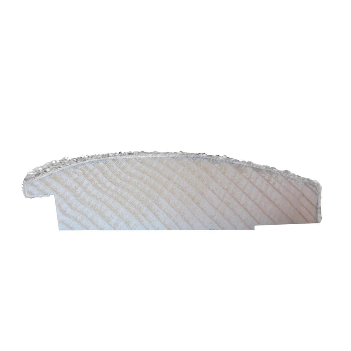Specchio a parete rettangolare Glitterata bianco 60x90 cm - 5