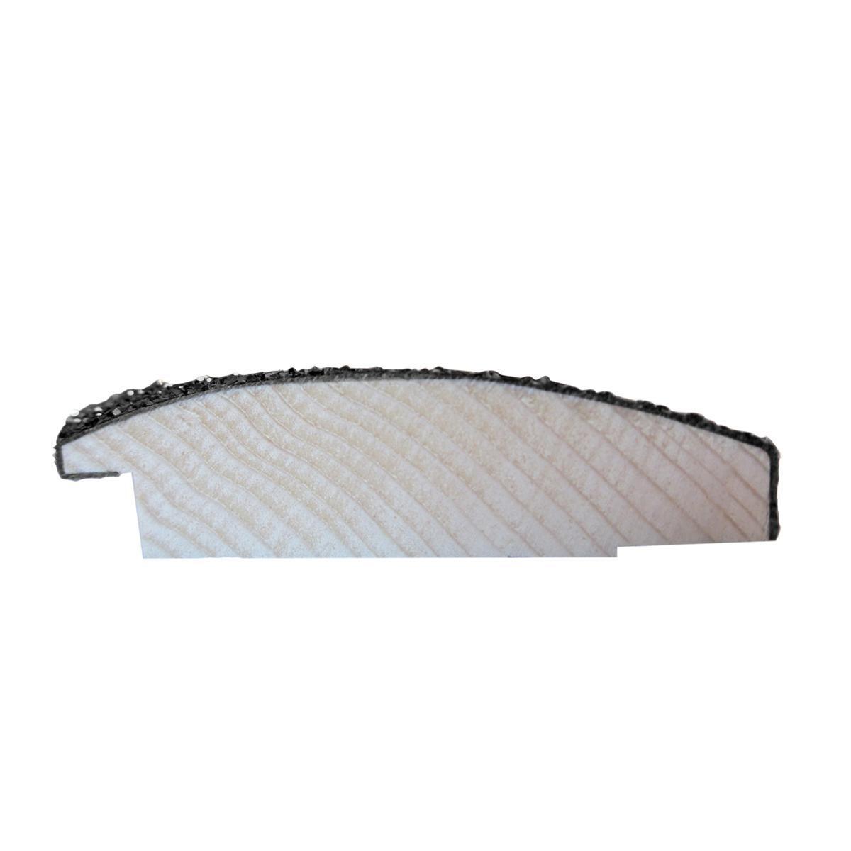 Specchio a parete rettangolare Glitterata nero 60x90 cm - 2