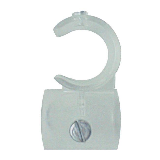 Adattatore plastica L 5.8 cm trasparente - 1