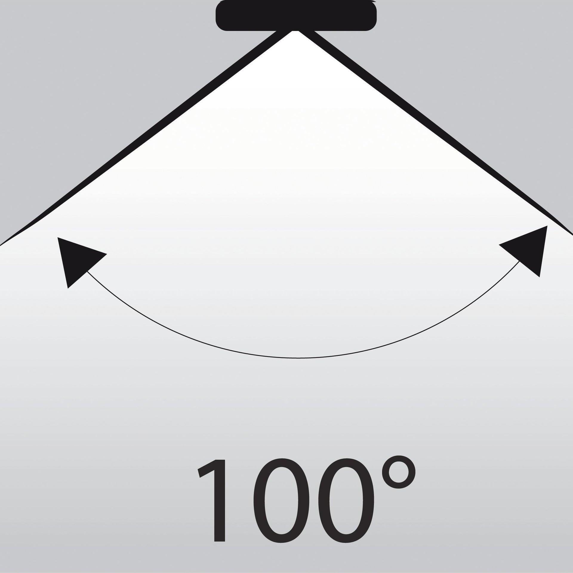 Lampadina LED, GU10, Faretto, Trasparente, Luce calda, 5.3W=460LM (equiv 50 W), 100° , LEXMAN - 11