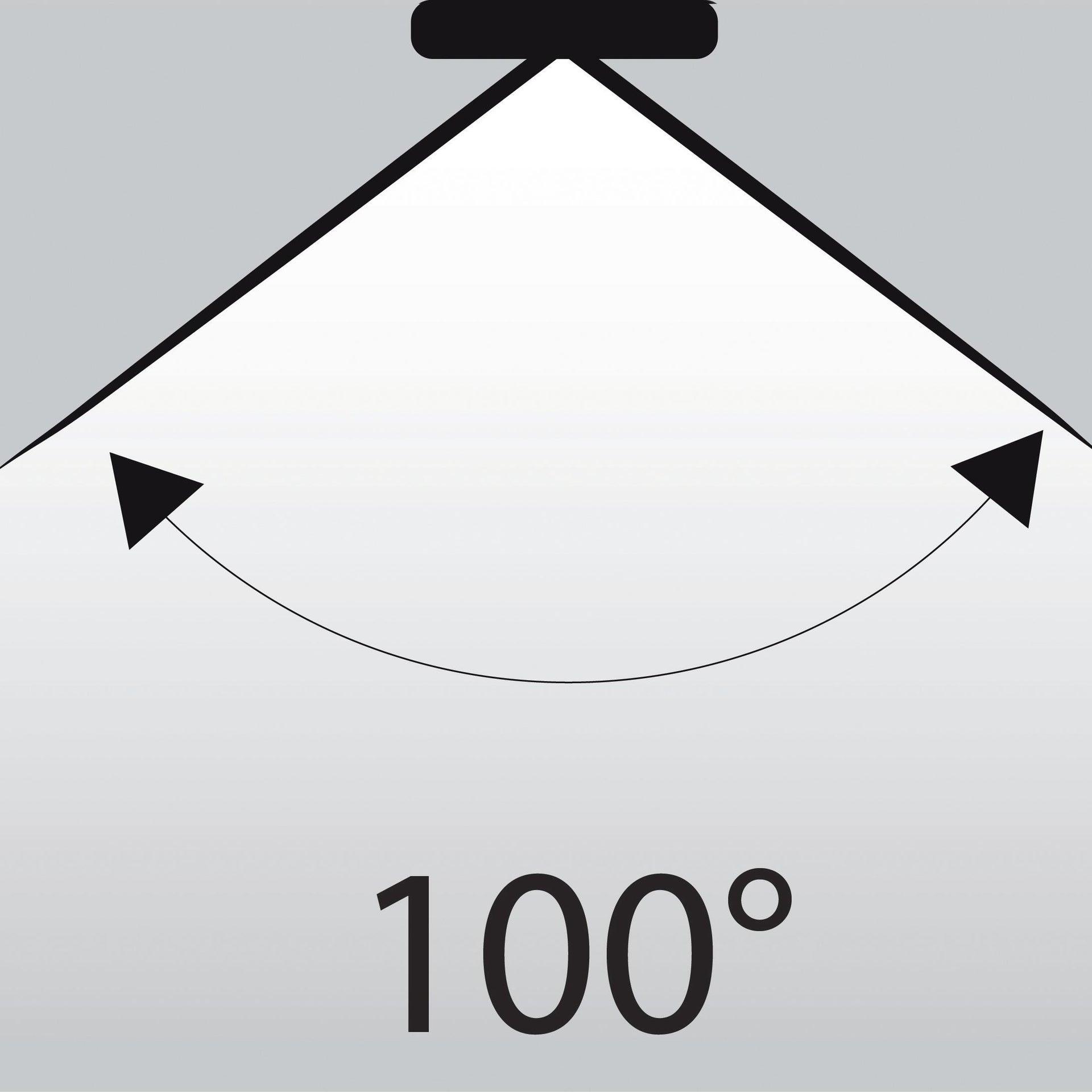 Lampadina LED, GU10, Faretto, Trasparente, Luce naturale, 5.2W=345LM (equiv 50 W), 100° , LEXMAN - 5