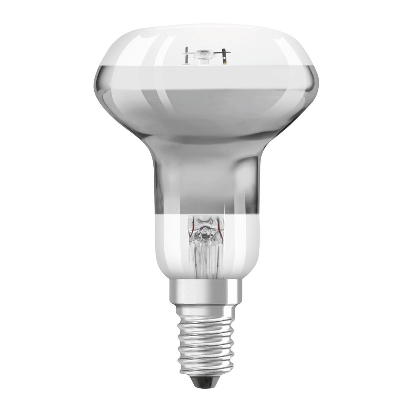 Lampadina LED, E14, Faretto, Trasparente, Luce calda, 1.6W=110LM (equiv 12 W), 60° , OSRAM - 1