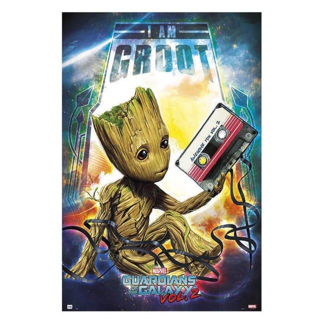 Poster Guardians Groot 61x91.5 cm - 1