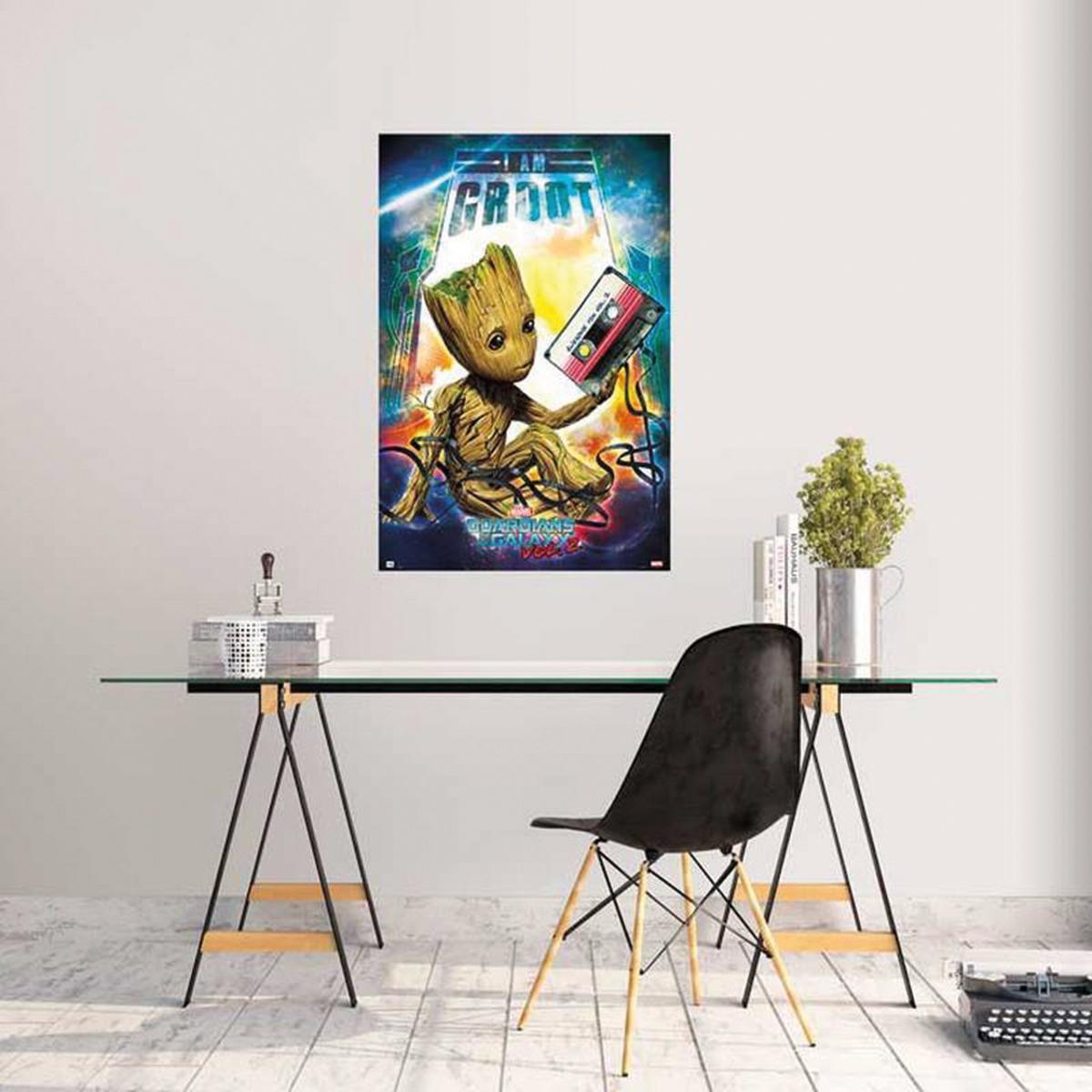 Poster Guardians Groot 61x91.5 cm - 2