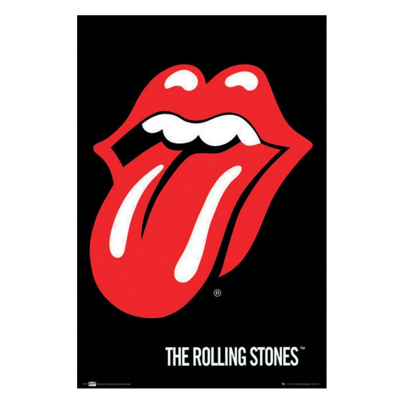 Poster Rolling Stones 61x91.5 cm - 1
