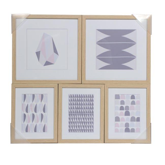 Poster Origami 54x50 cm - 1