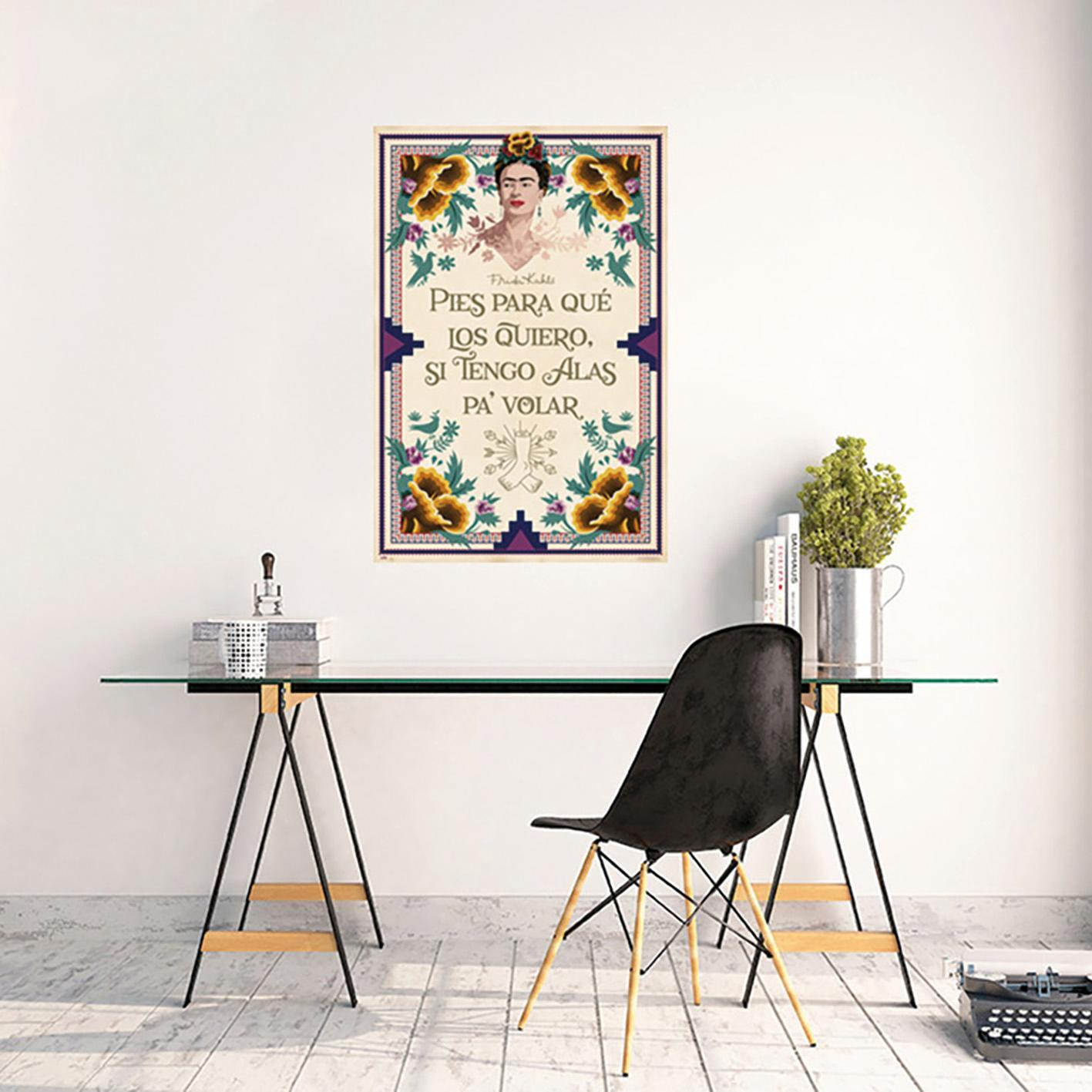 Poster Frida Kahlo 61x91.5 cm - 2