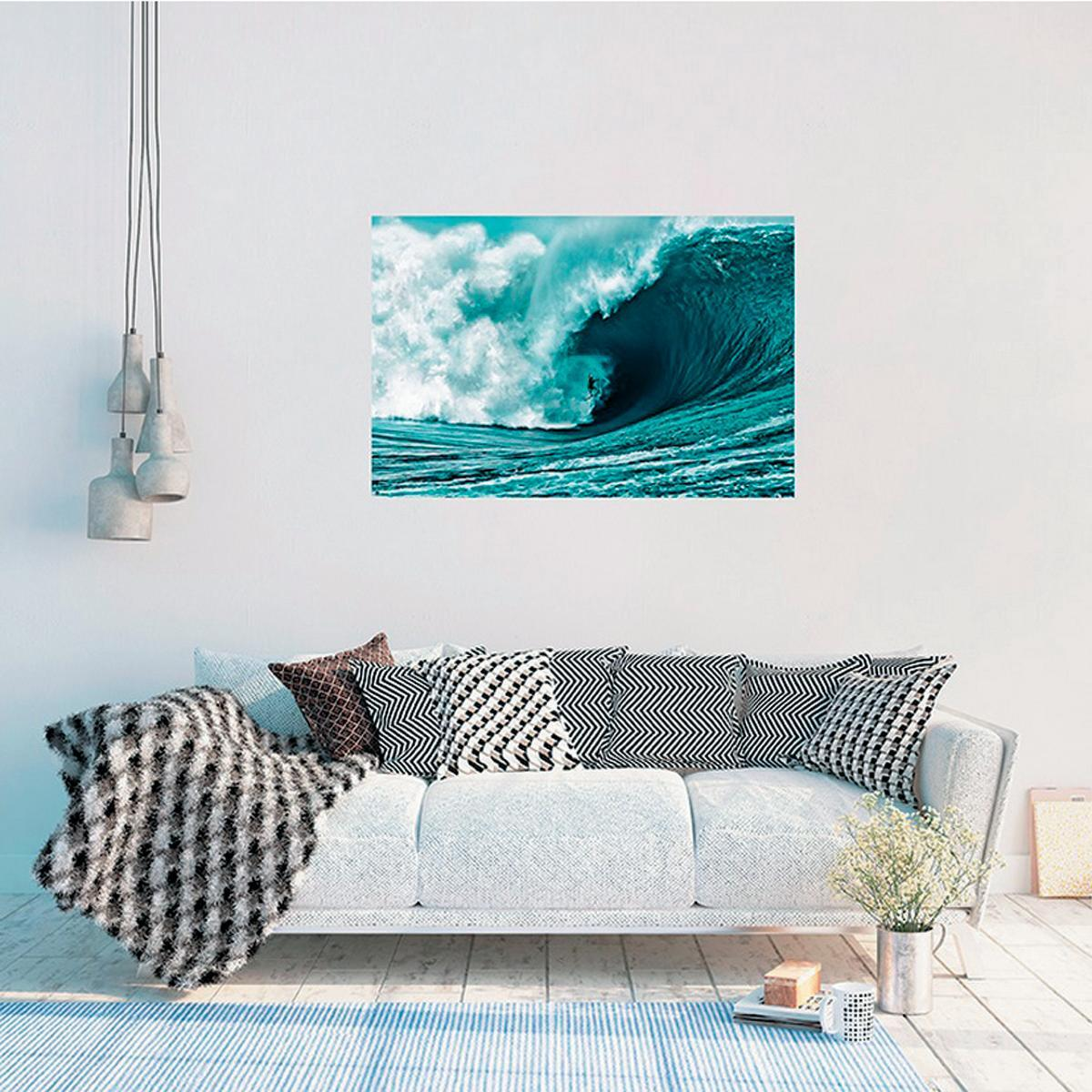 Poster The big wave 91.5x61 cm - 2
