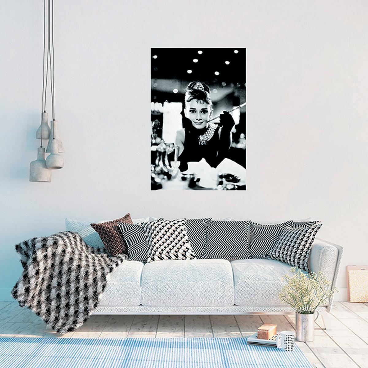 Poster Audrey Hepburn 61x91.5 cm - 2