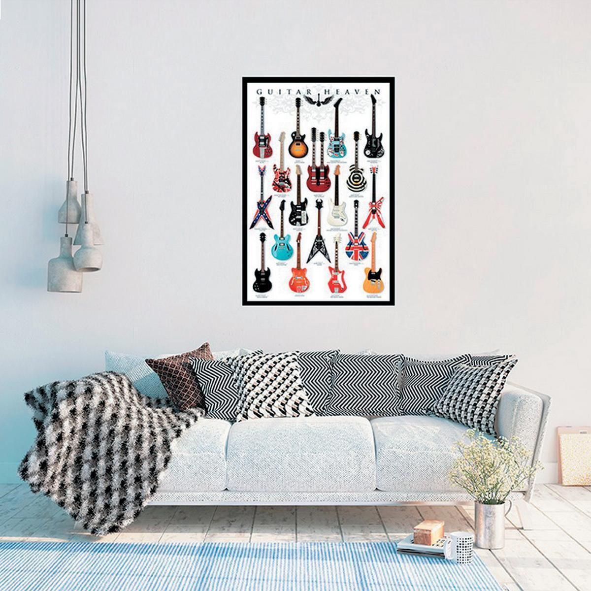 Poster Guitar heaven 61x91.5 cm - 2