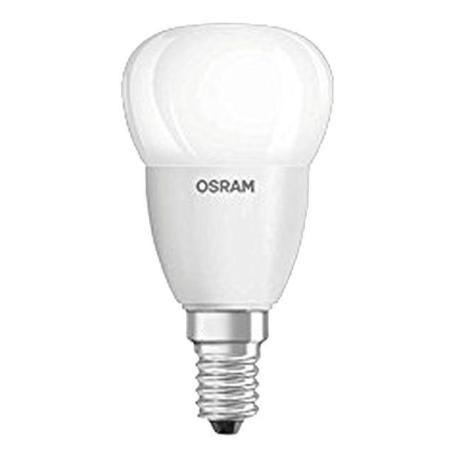 Lampadina LED, E14, Sferico, Opaco, Luce naturale, 5W=470LM (equiv 40 W), 200° , OSRAM - 1