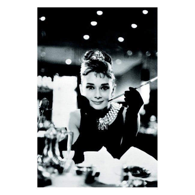 Poster Audrey Hepburn 61x91.5 cm - 1