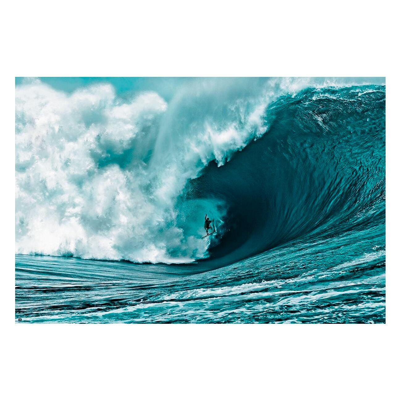 Poster The big wave 91.5x61 cm - 1