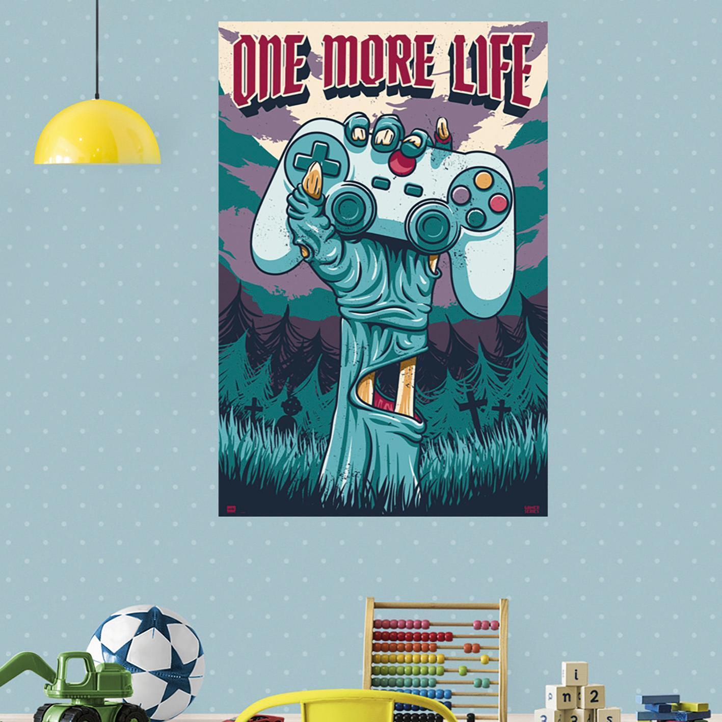 Poster Gamer 61x91.5 cm - 2