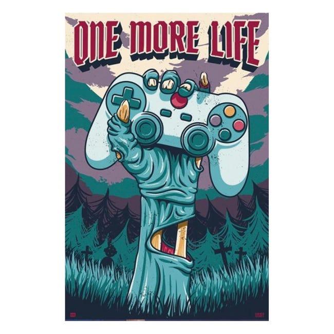 Poster Gamer 61x91.5 cm - 1