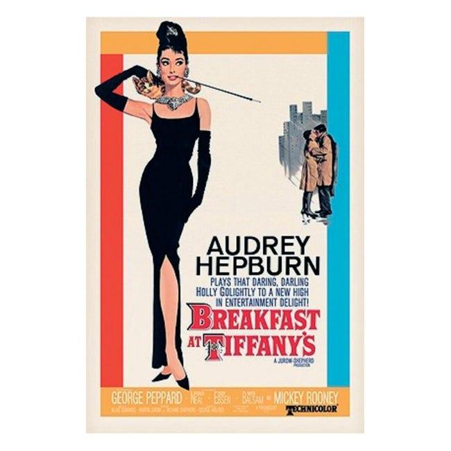 Poster Tiffany 61x91.5 cm - 1