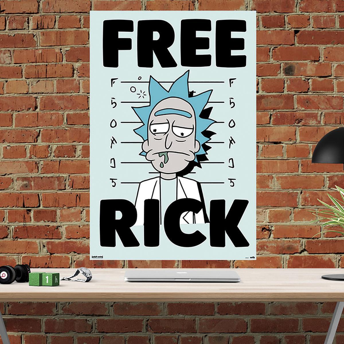 Poster Rick & Morty 61x91.5 cm - 2