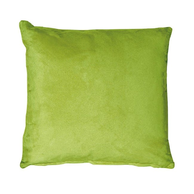 Cuscino Per Sedia Suedine Verde 50x50 Cm Leroy Merlin