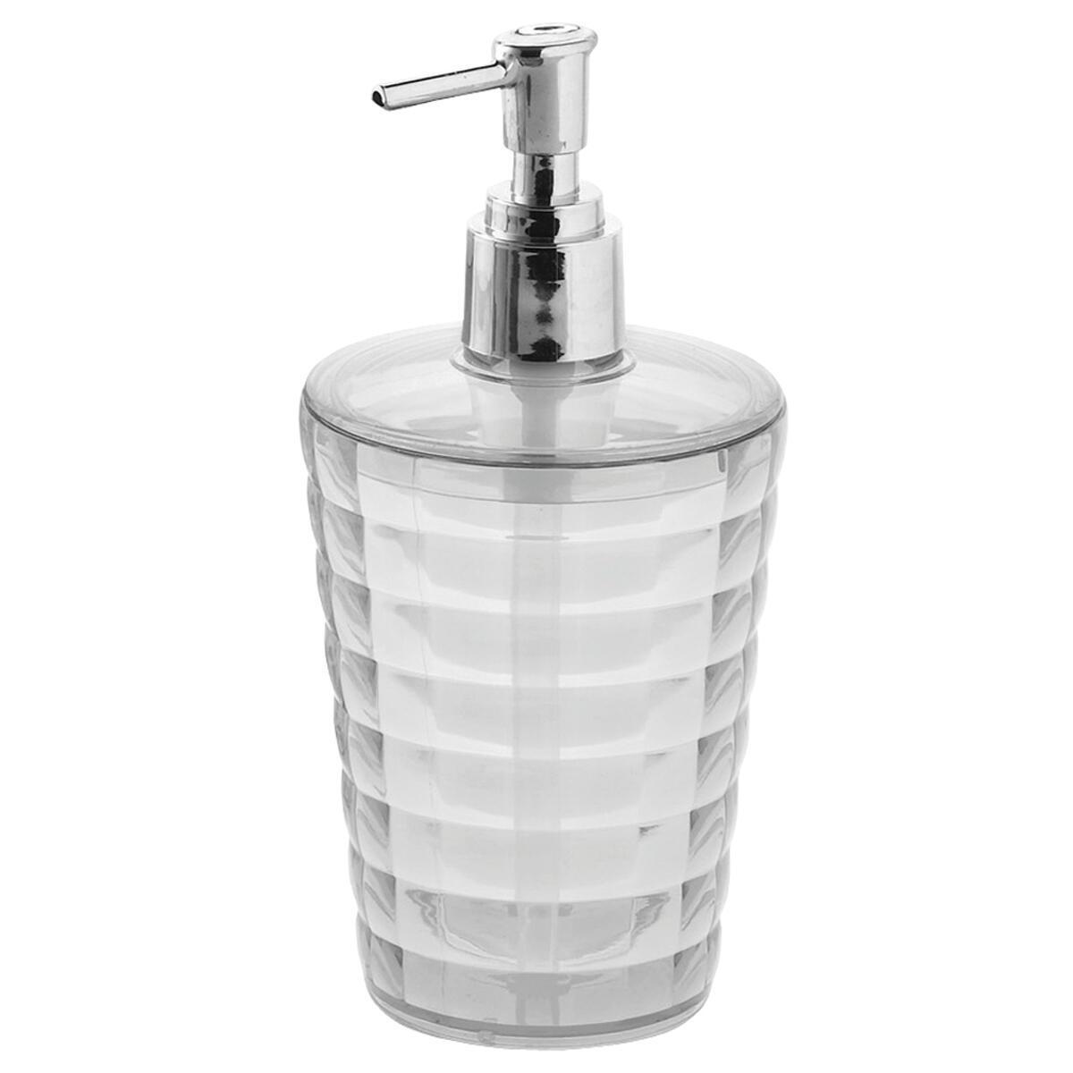 Dispenser sapone Glady trasparente