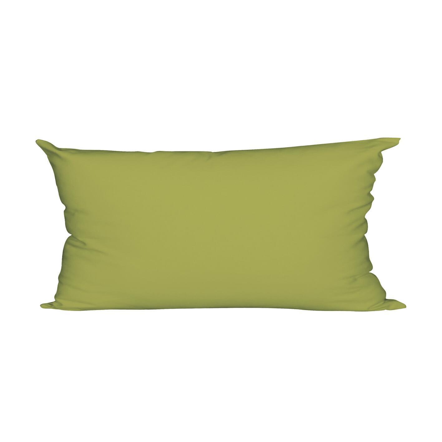 Fodera per cuscino Colorama verde 50x30 cm