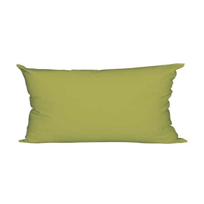Fodera per cuscino Colorama verde 50x30 cm - 1