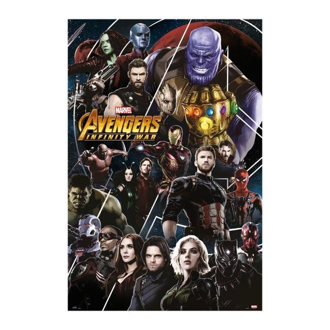 Poster Avengers infinity war 61x91.5 cm - 1