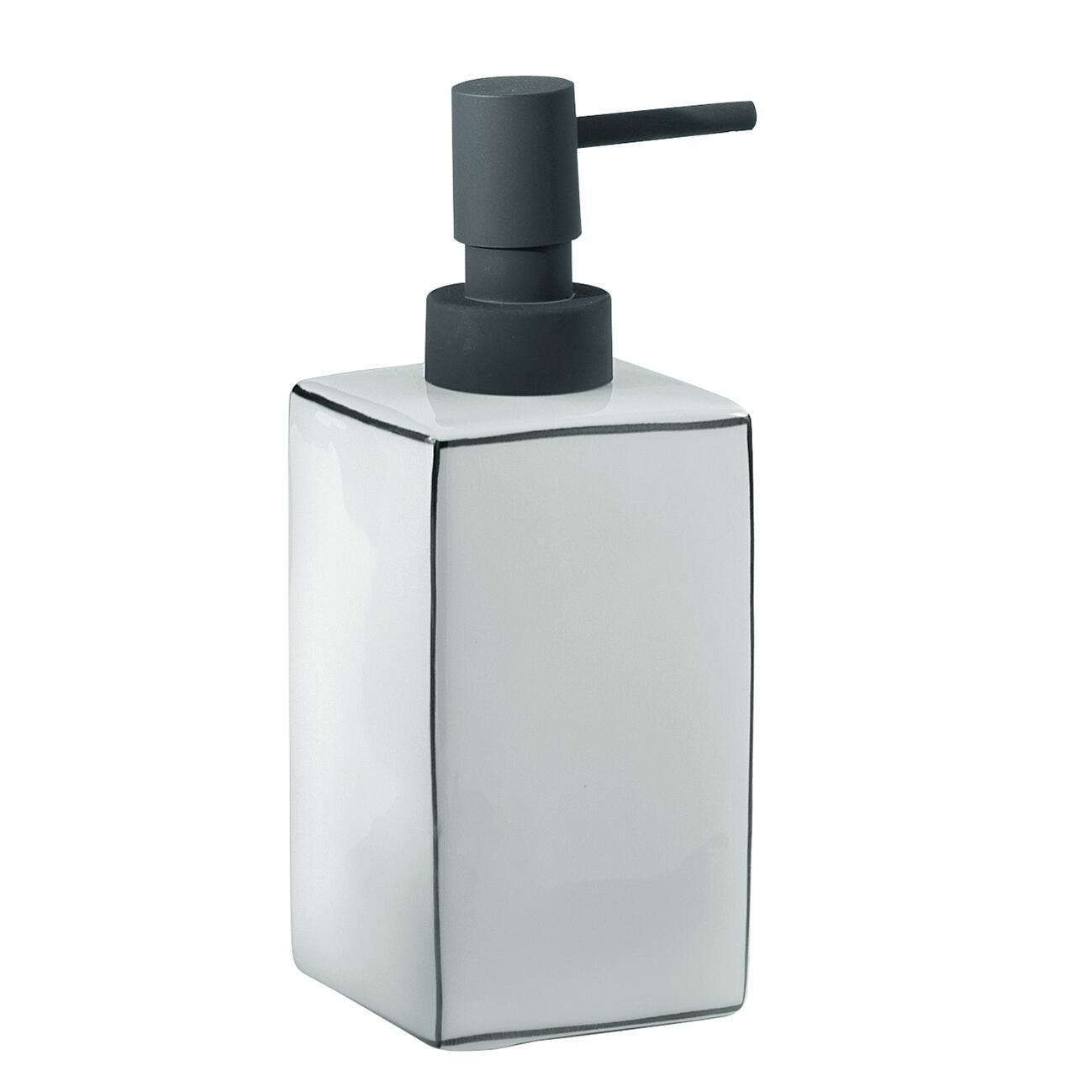 Dispenser sapone Lucrezia bianco - 1
