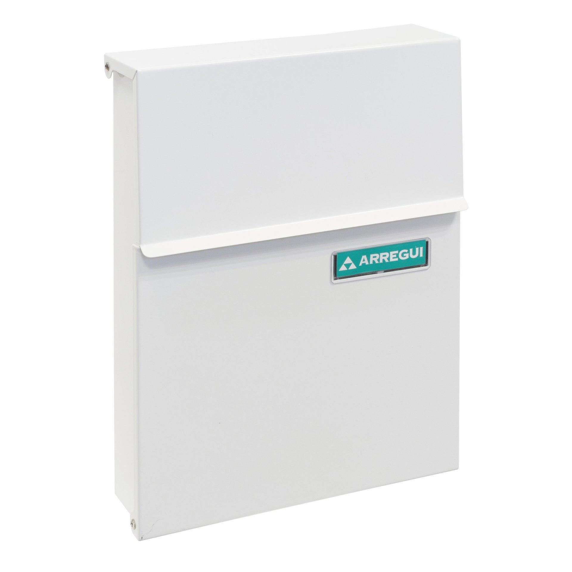 Cassetta postale ARREGUI formato Lettera, bianco, L 23 x P 0.65 x H 30.5 cm - 2