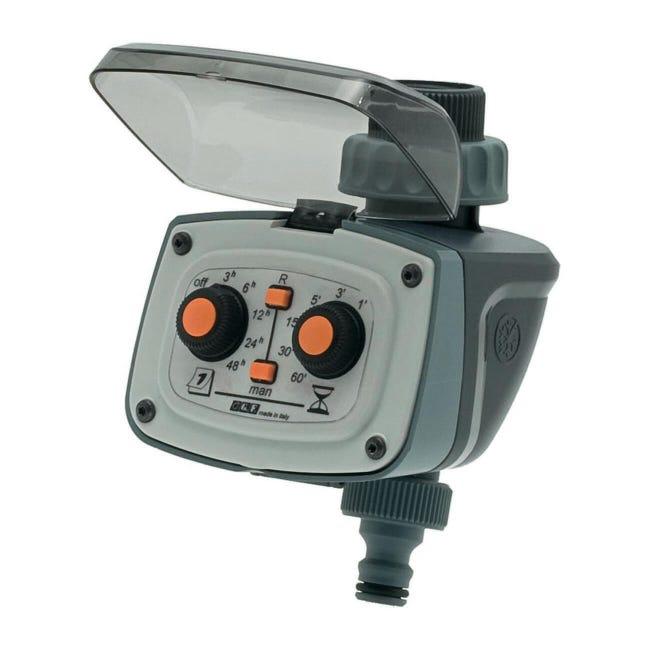 Programmatore da rubinetto batteria GF GF30 1 via - 1