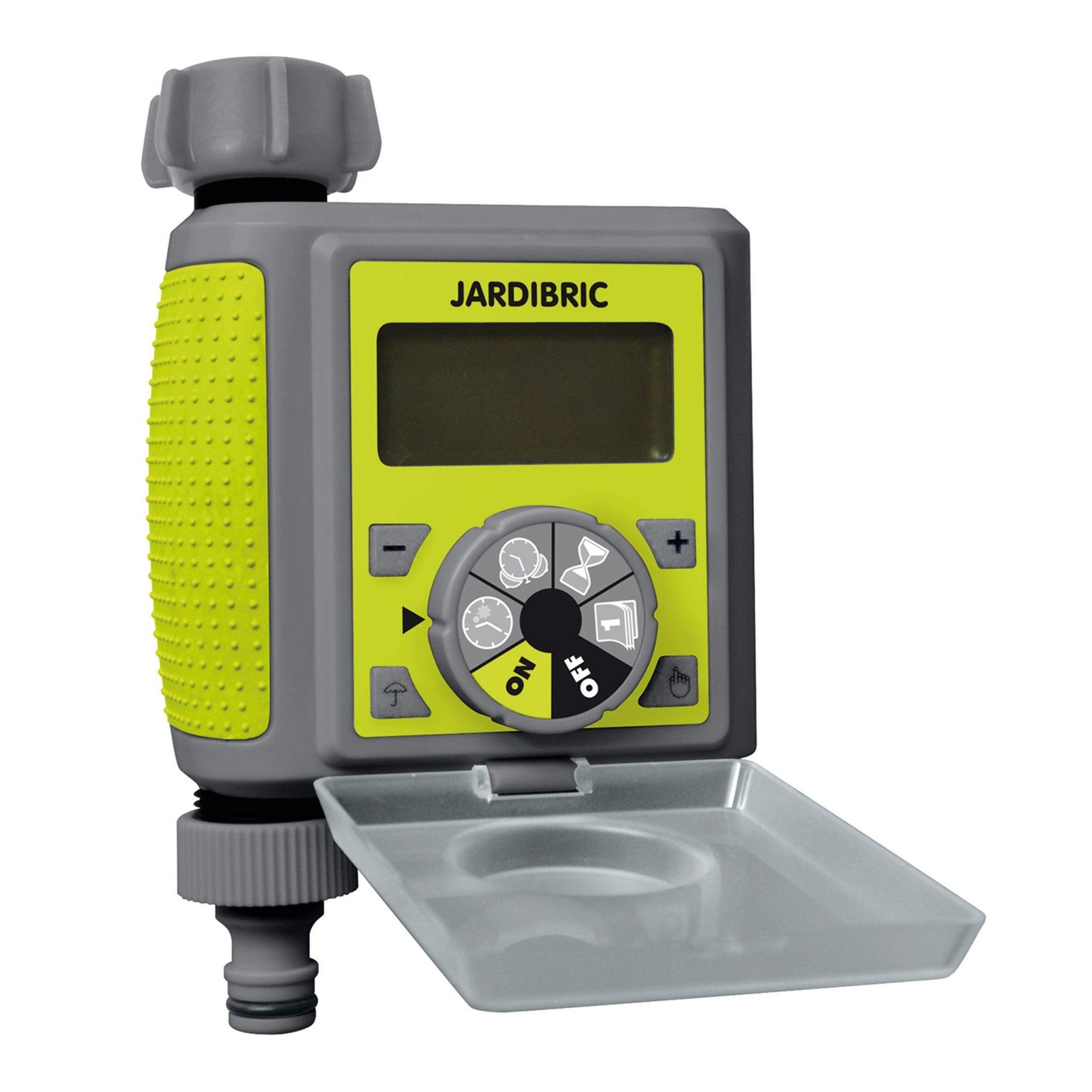 Programmatore da rubinetto a batteria JARDIBRIC PNRAD 1 via - 1