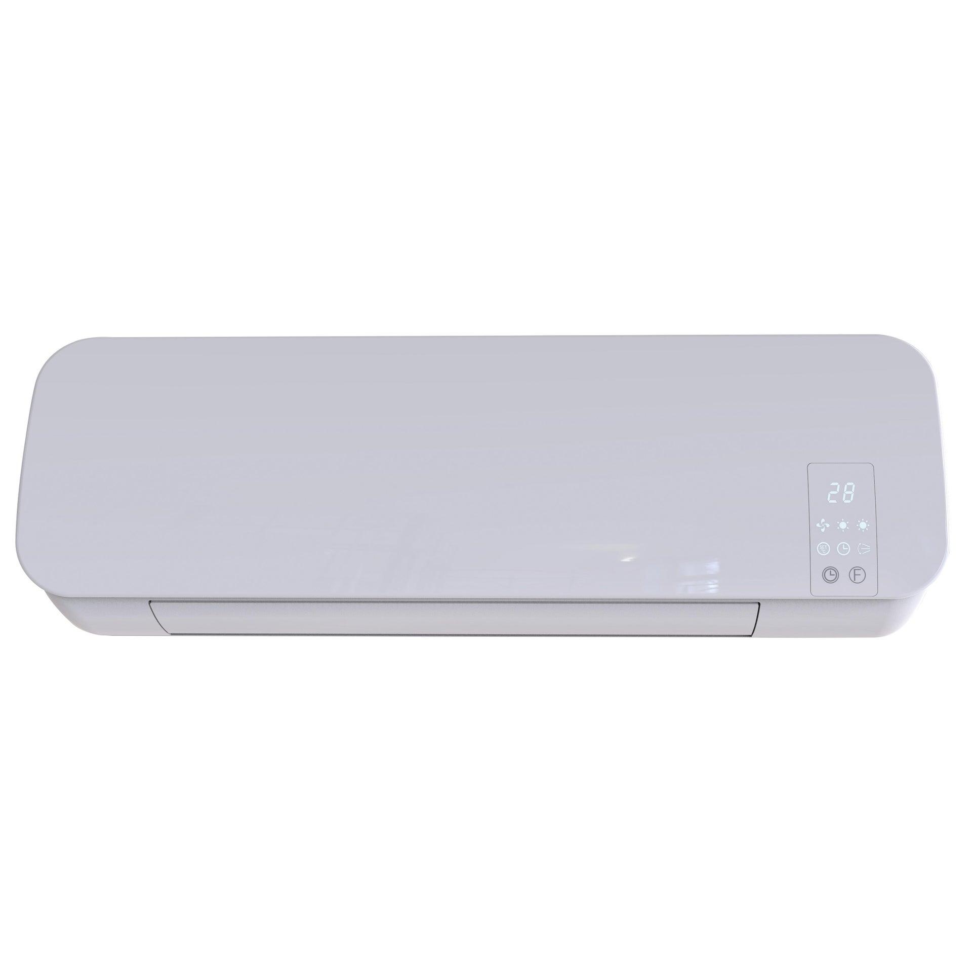Termoventilatore elettrico EQUATION bianco 2000 W - 1