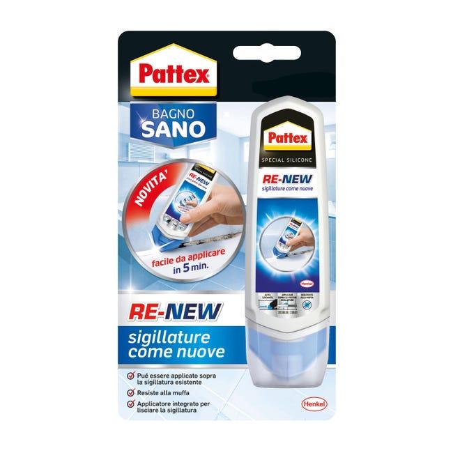 Sigillante PATTEX 12 Pezzi bianco 100 ml - 1
