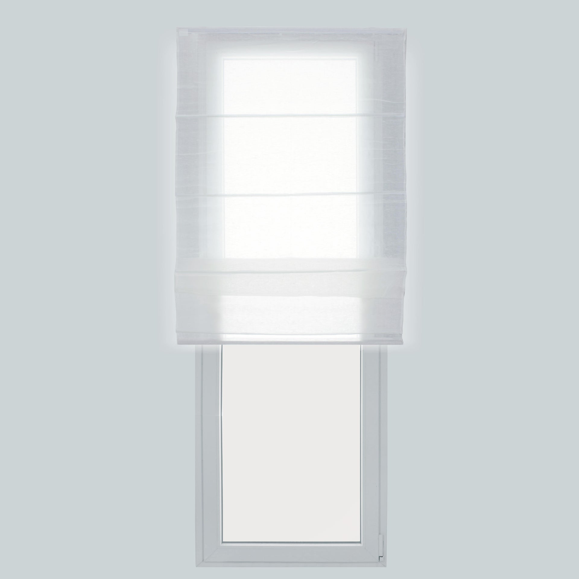 Tenda a pacchetto INSPIRE Elfi bianco 120x250 cm - 4