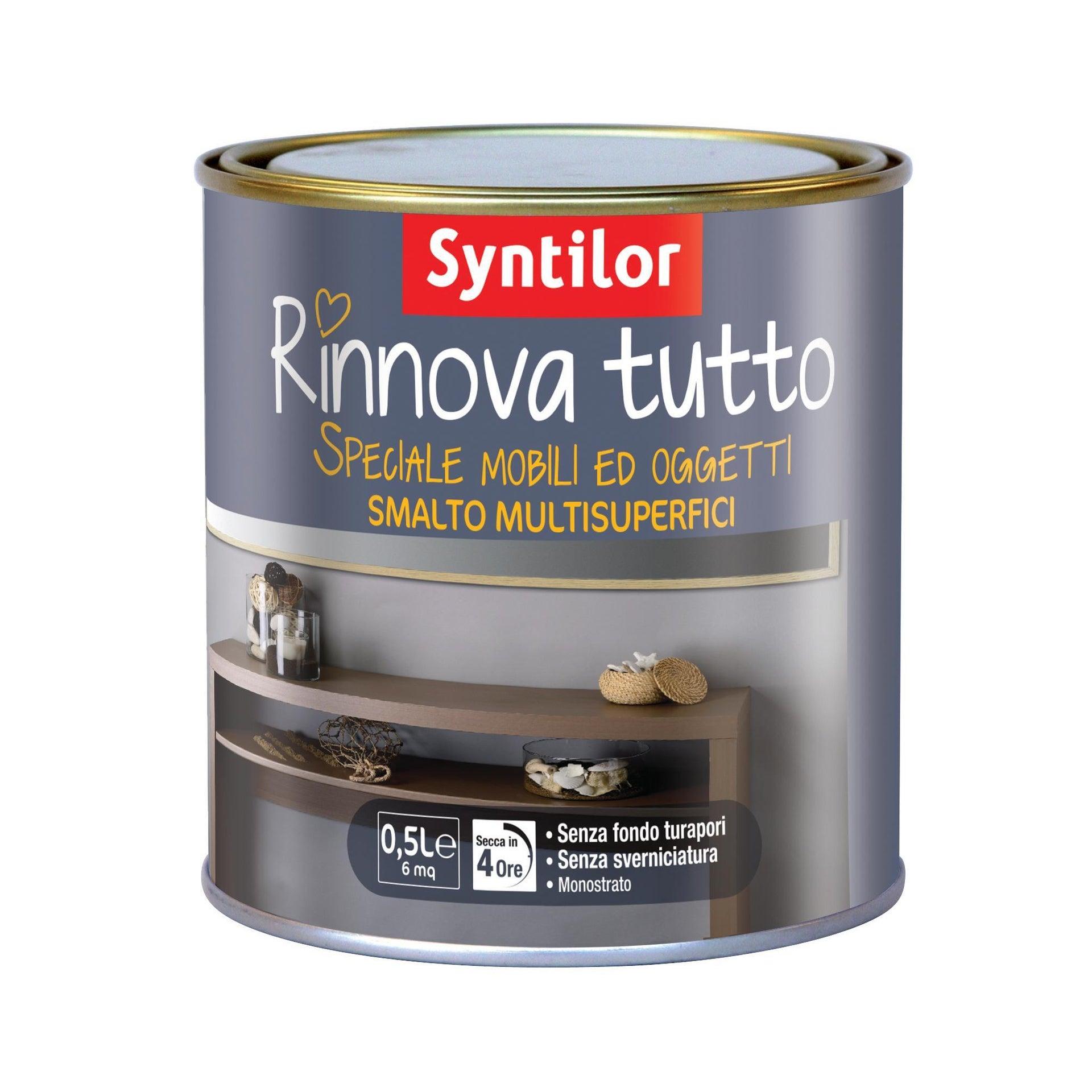 Smalto mobile cucina SYNTILOR 0.5 l nero - 2