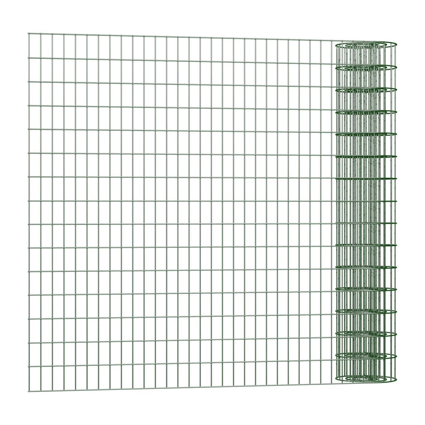 Rotolo di rete metallica elettrosaldato Executive Standard ECO verde L 25 x H 0.8 m