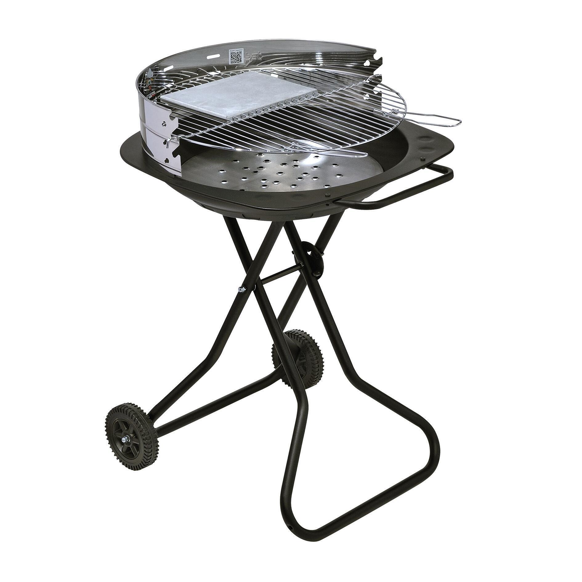 Barbecue a carbonella Tandem D. 52 cm - 4