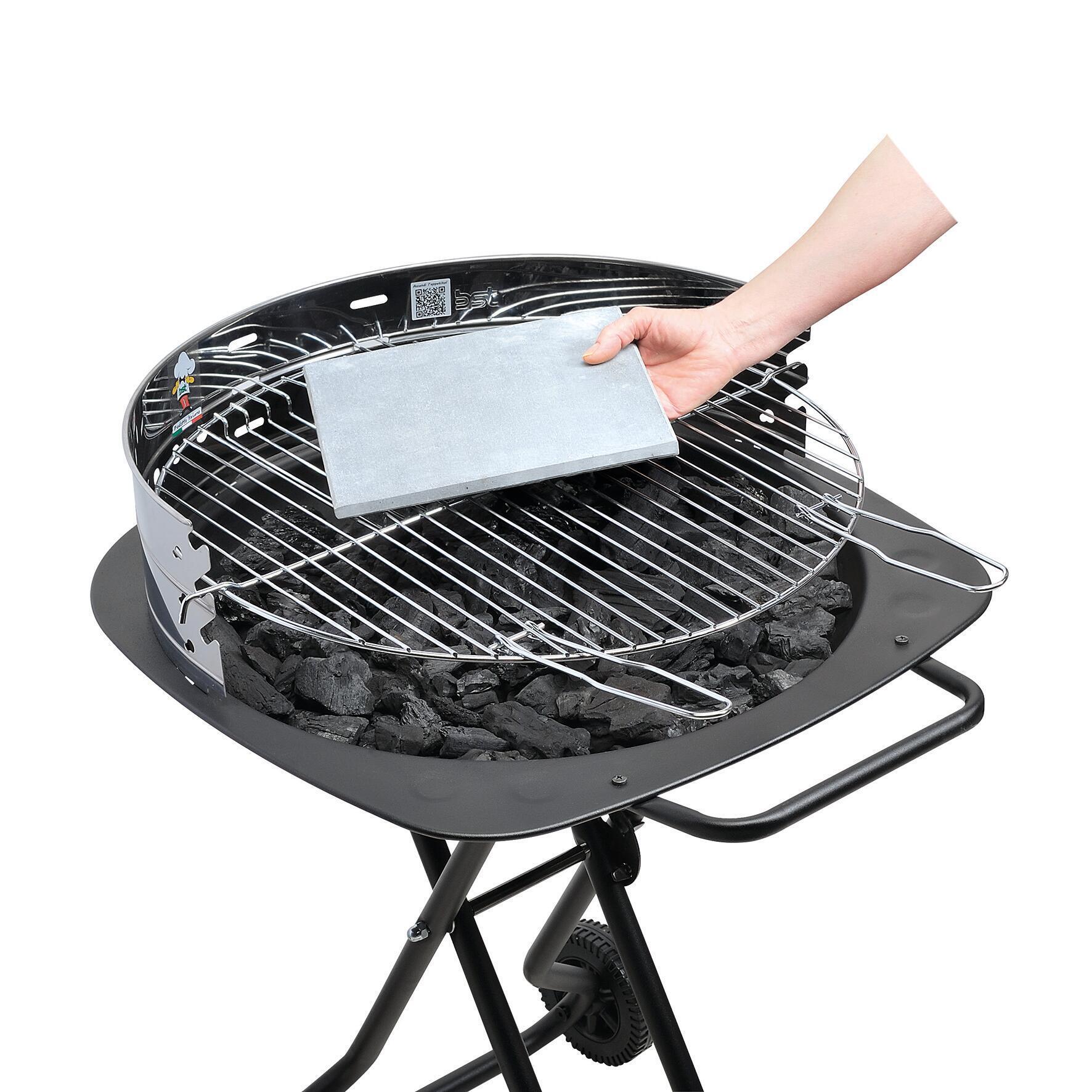 Barbecue a carbonella Tandem D. 52 cm - 3