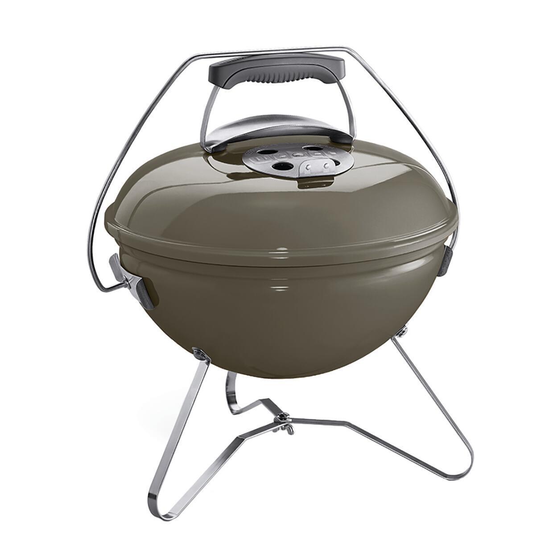 Barbecue a carbonella WEBER Joe Premium D.37 cm - 4