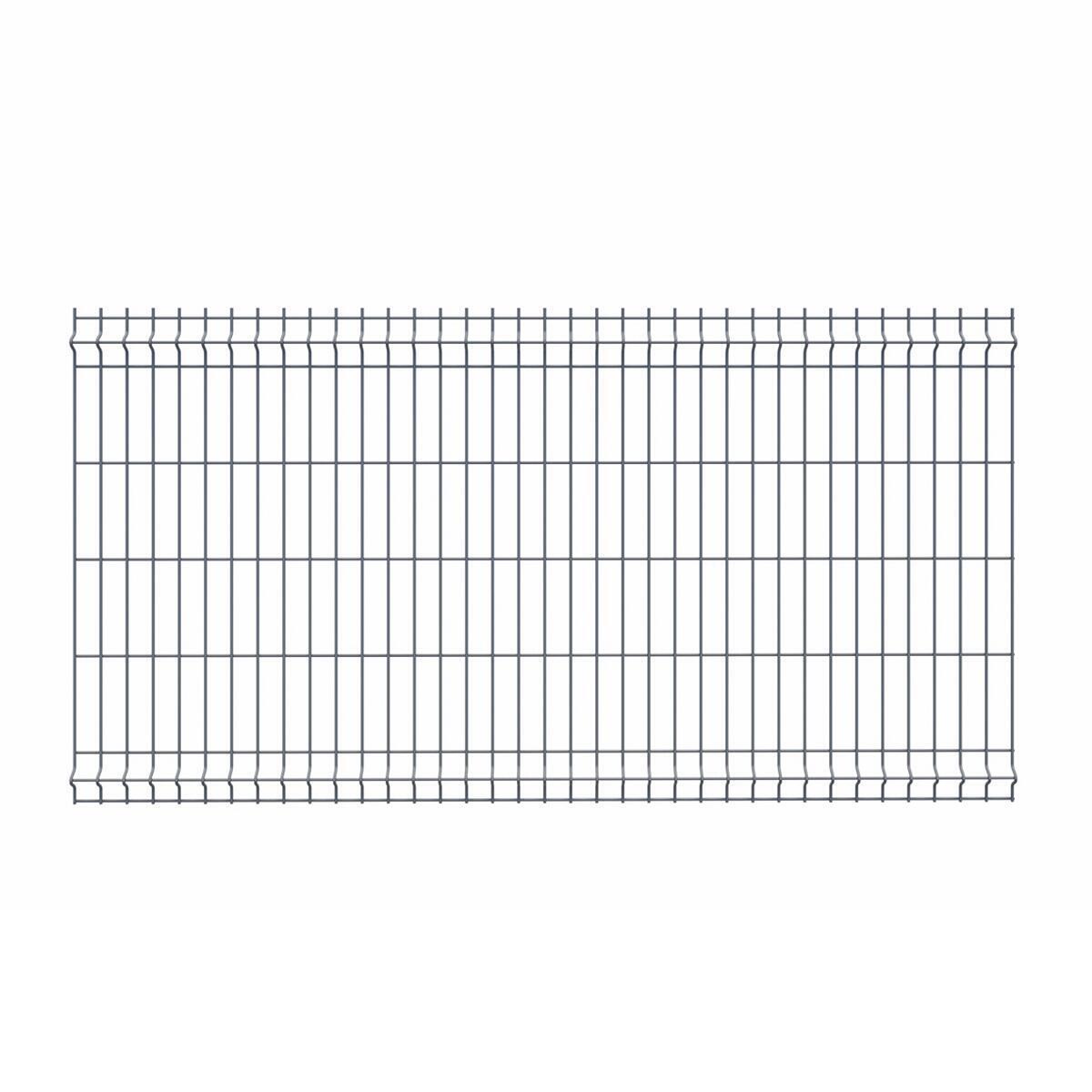 Pannello metallico Medium grigio L 2 x H 1.02 m