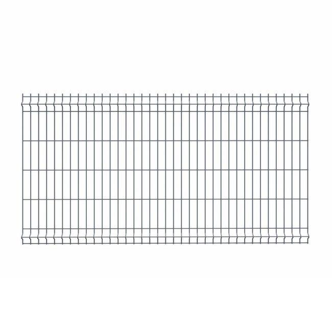 Pannello metallico Medium grigio L 2 x H 1.02 m - 1