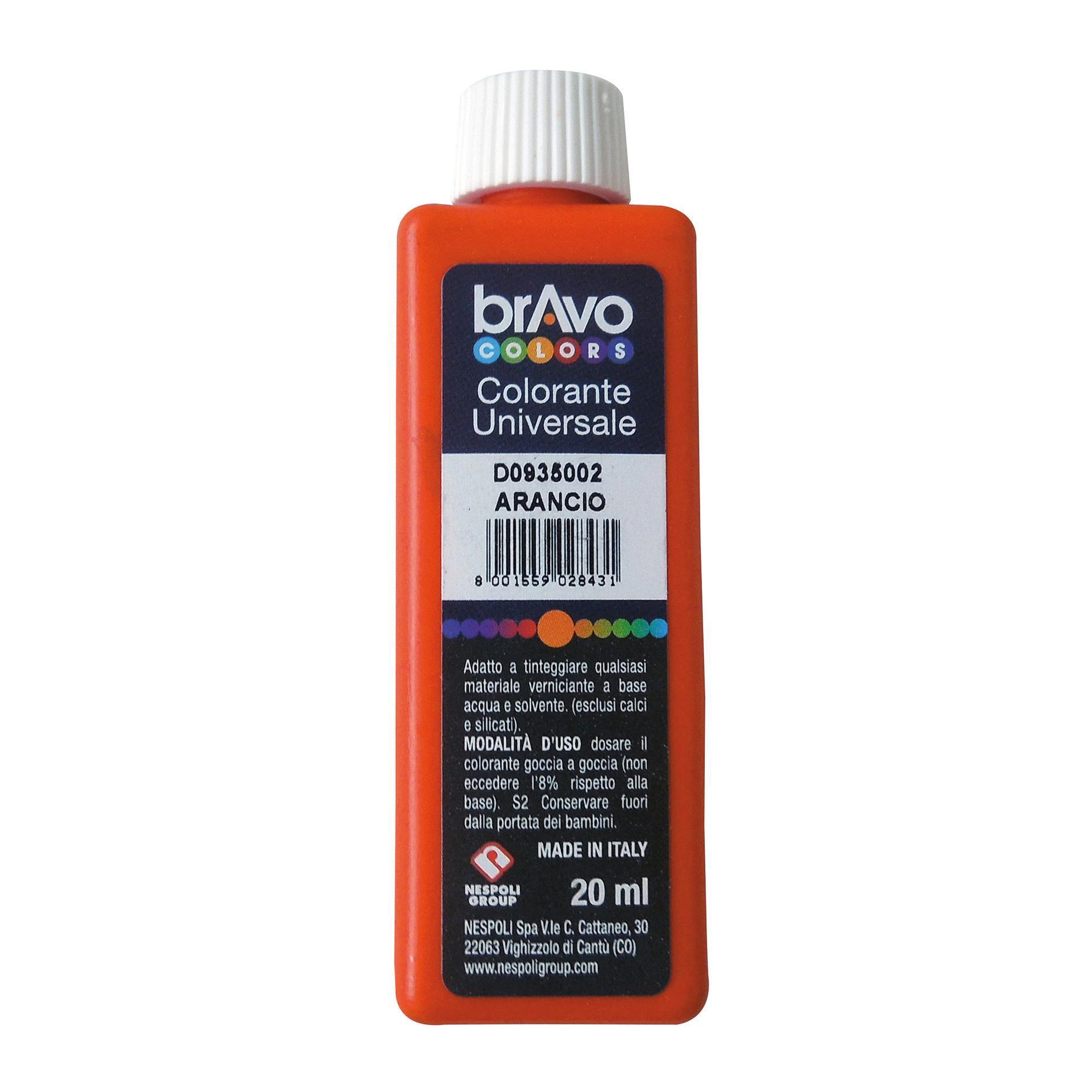 Colorante liquido Luxens 20 ml arancione - 2
