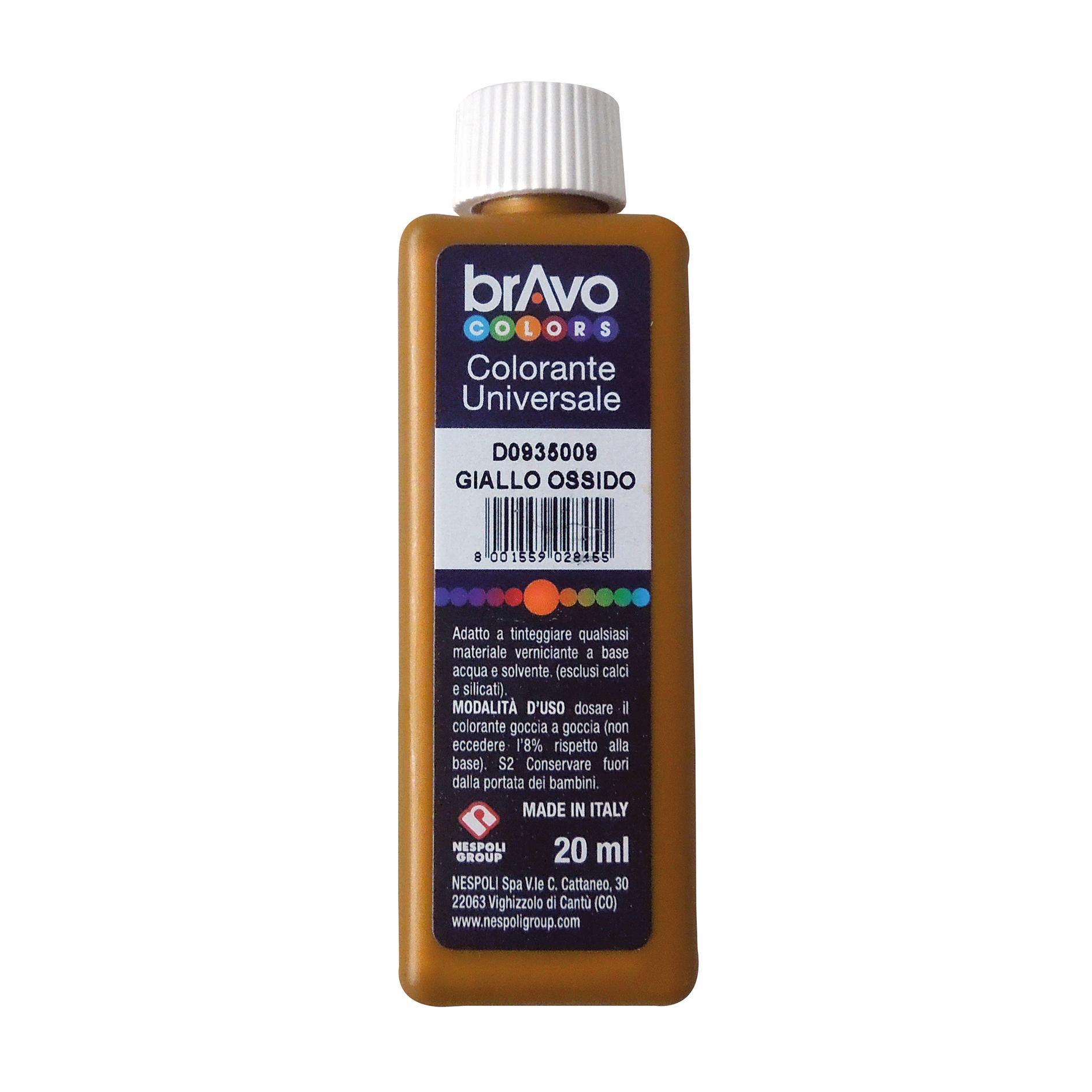 Colorante liquido Luxens 20 ml giallo ossido - 3