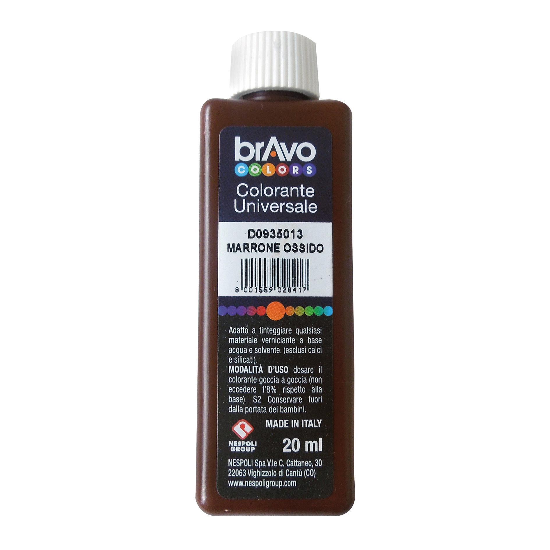 Colorante liquido Luxens 20 ml marrone bruno - 3