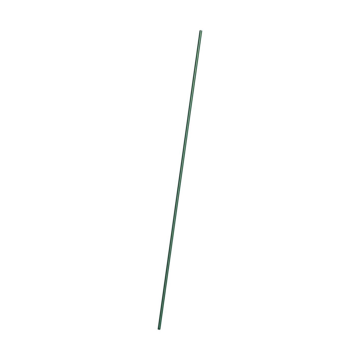 Barra di tensione  in acciaio galvanizzato plastificato H 130 cm , colore verde