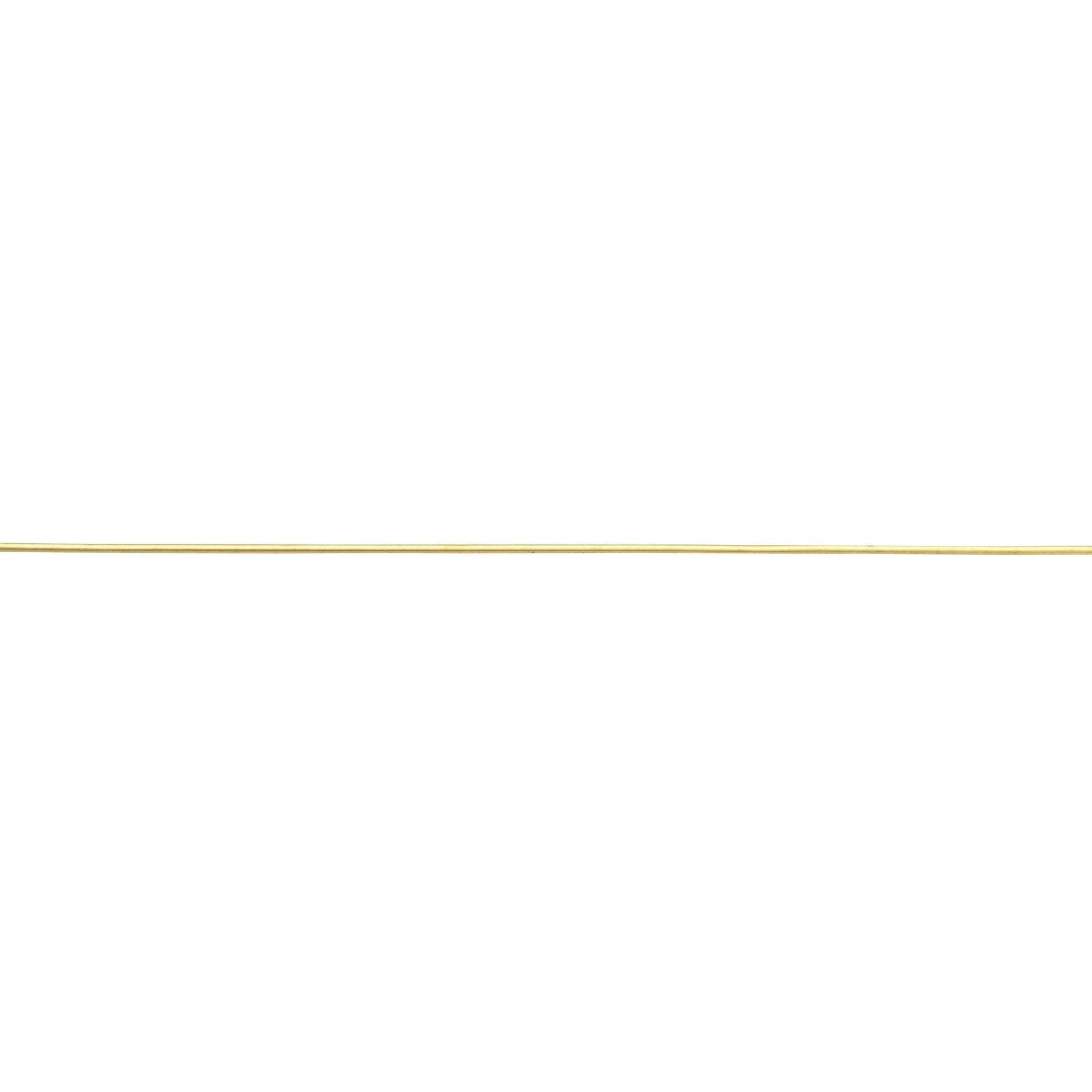 Filo in ottone STANDERS Ø 0.8 mm x L 25 m - 3