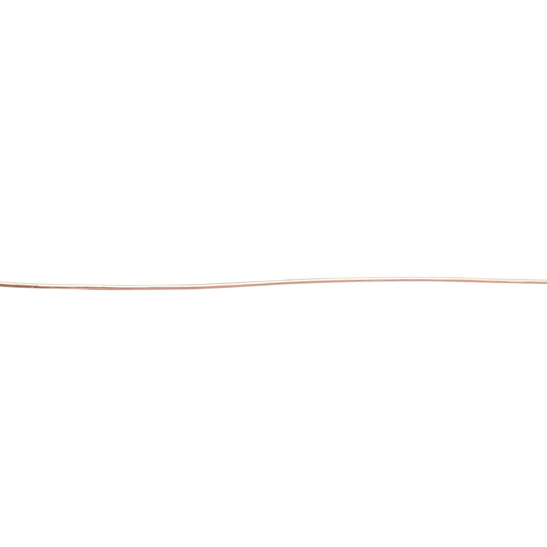Filo in rame STANDERS Ø 0.8 mm x L 25 m - 2