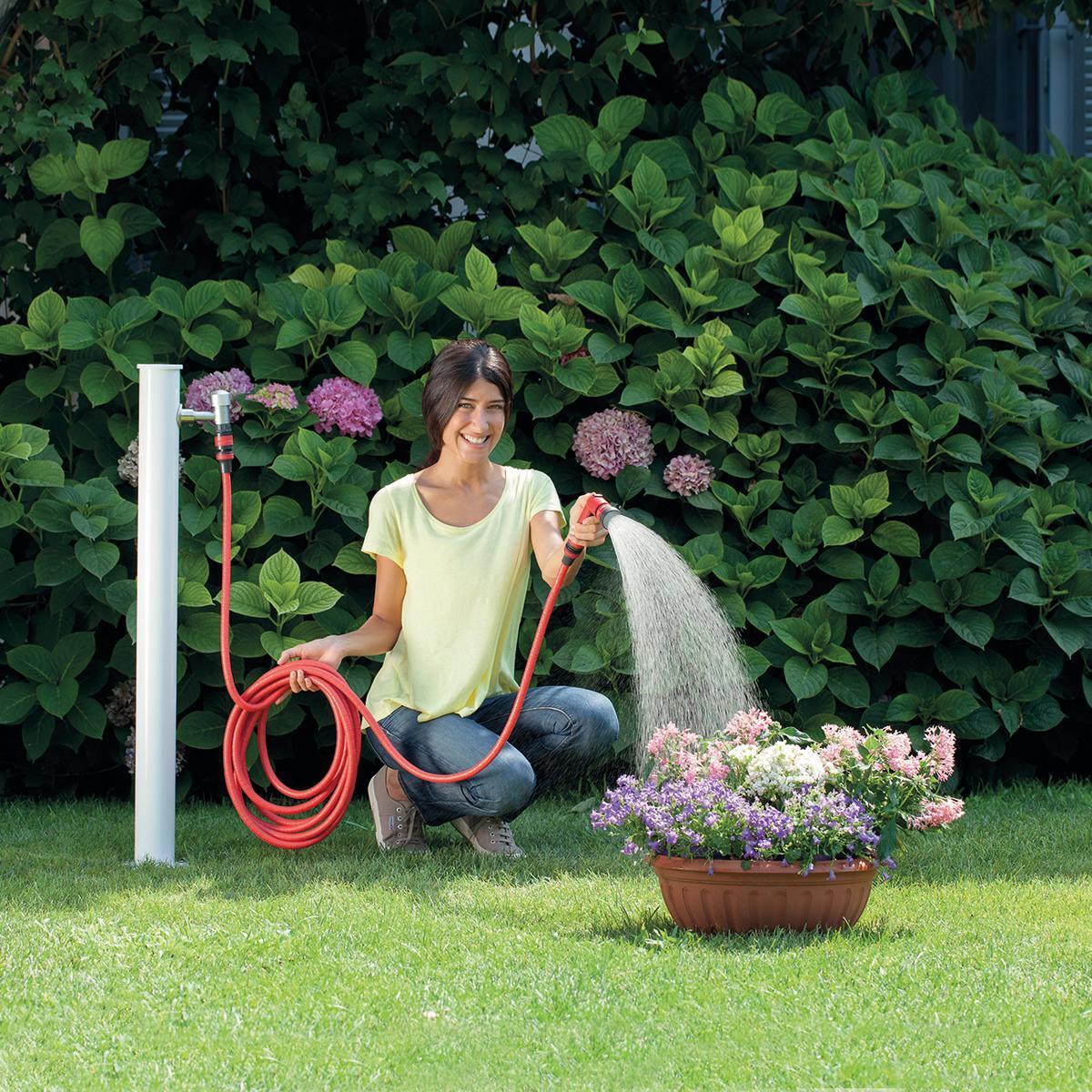 Tubo di irrigazione equipaggiato FITT Yoyo go 15m L 15 m - 3