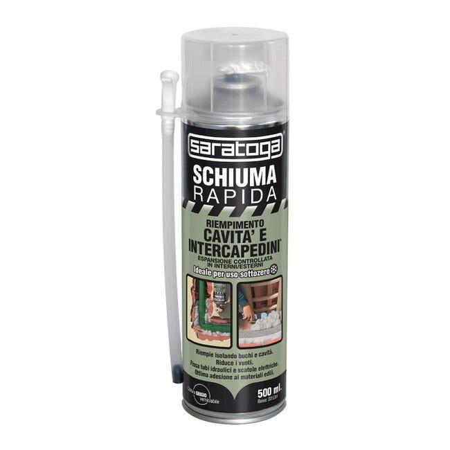 Schiuma poliuretanica grigio 0,5 ml - 1