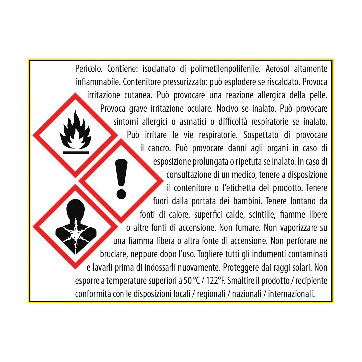 Schiuma poliuretanica SOUDAL Pannelli e blocchi rame per pannello 0,6 ml - 5